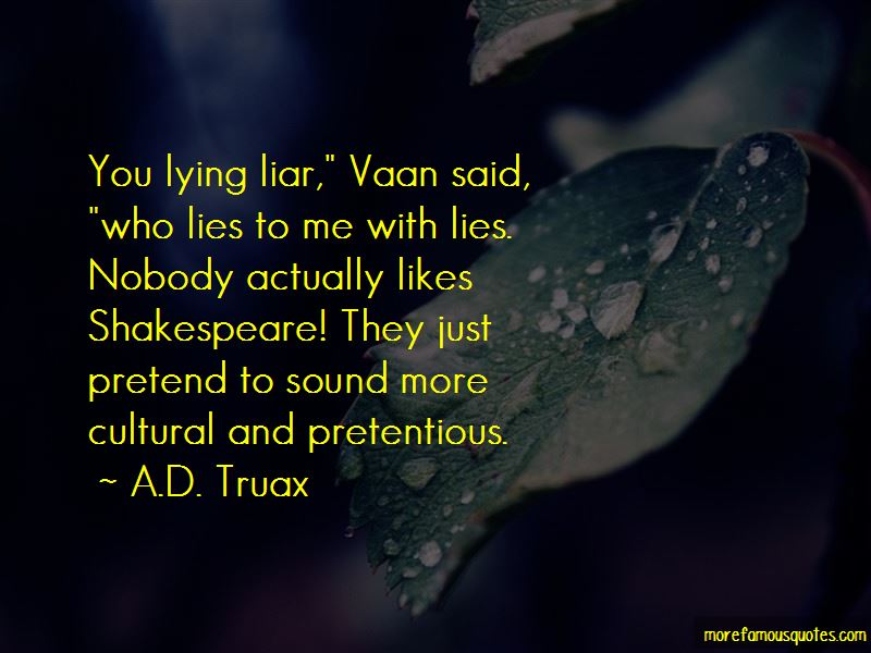 A.D. Truax Quotes