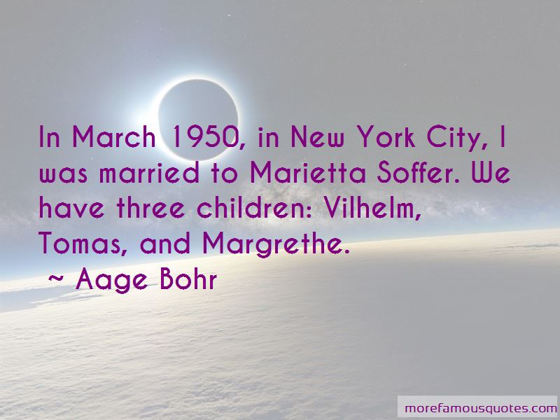 Aage Bohr Quotes Pictures 2