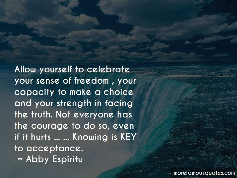Abby Espiritu Quotes