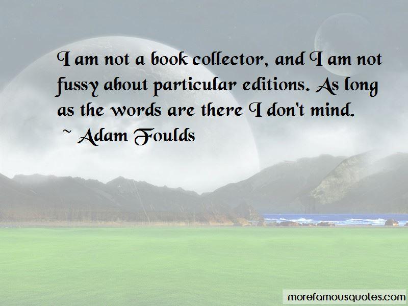 Adam Foulds Quotes Pictures 2