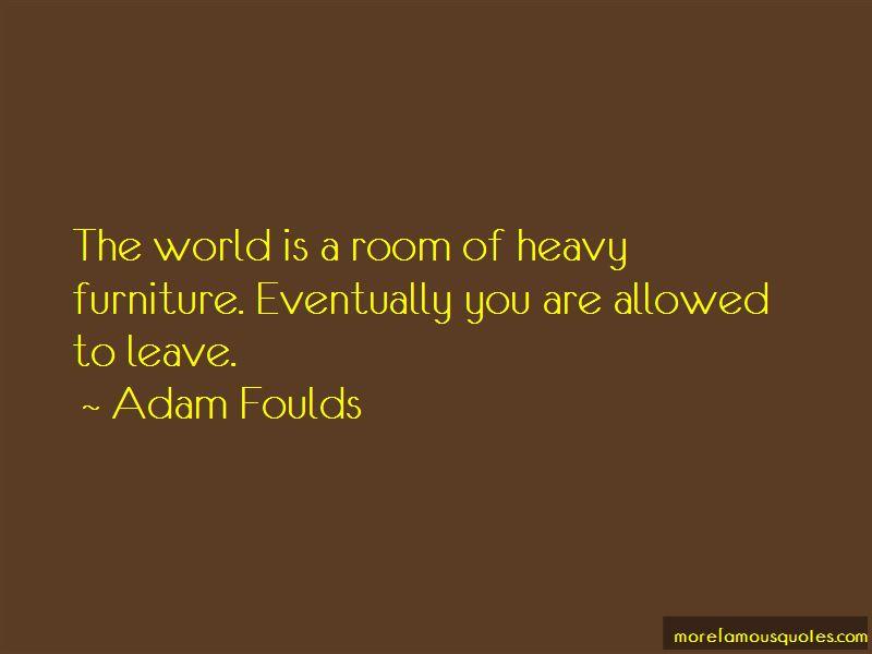Adam Foulds Quotes Pictures 4