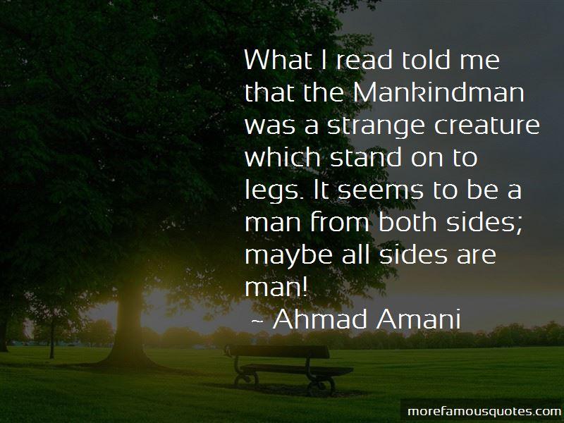 Ahmad Amani Quotes Pictures 2