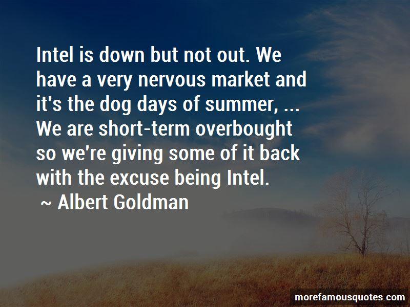 Albert Goldman Quotes Pictures 2