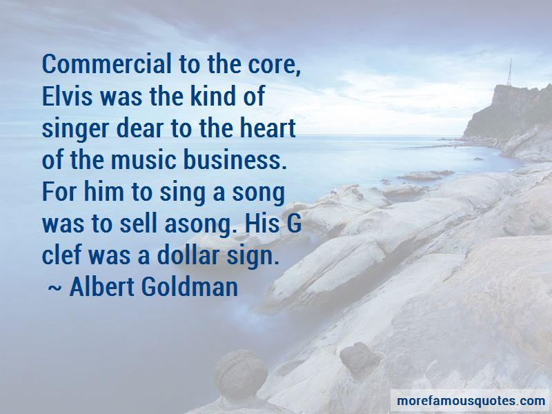 Albert Goldman Quotes Pictures 4