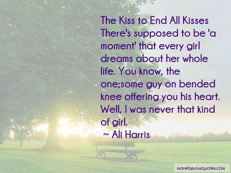 Ali Harris Quotes Pictures 2