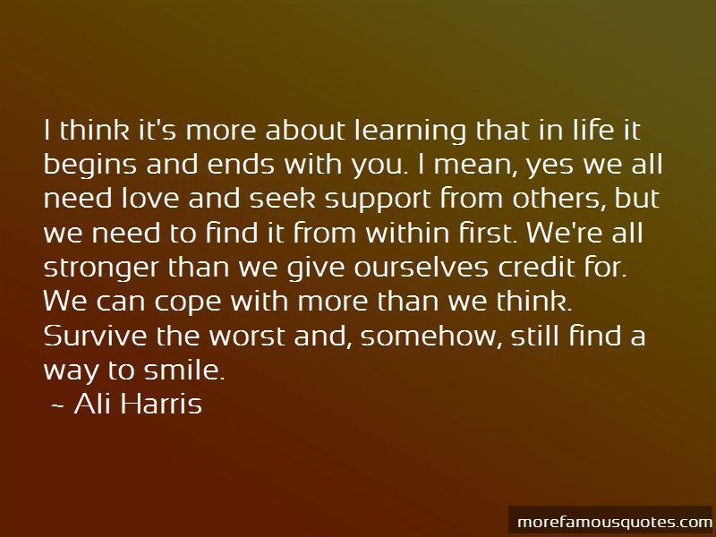Ali Harris Quotes Pictures 3