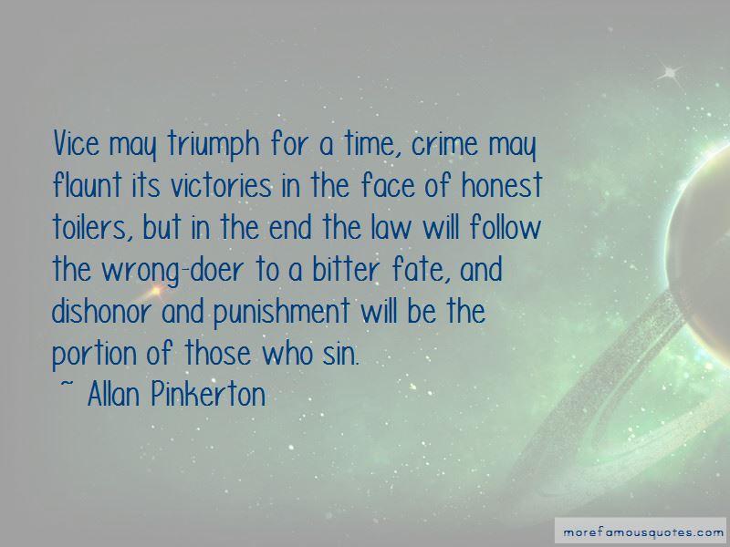 Allan Pinkerton Quotes Pictures 2