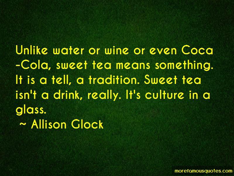 Allison Glock Quotes Pictures 3