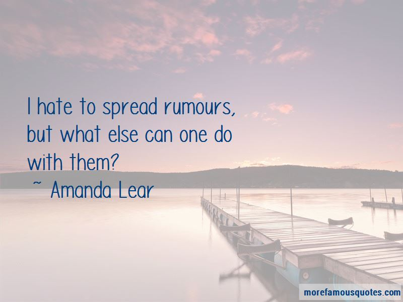 Amanda Lear Quotes Pictures 3