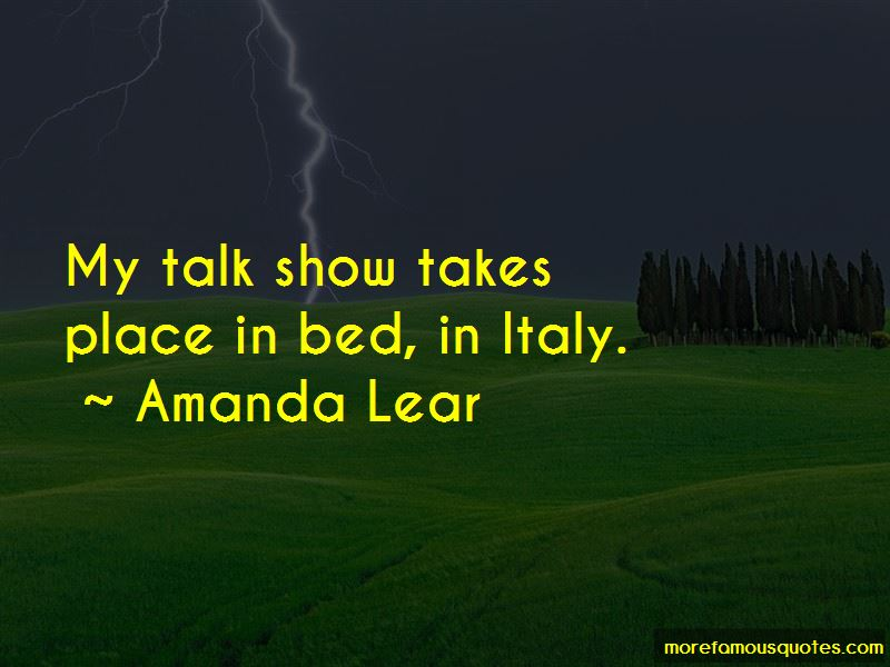 Amanda Lear Quotes Pictures 4