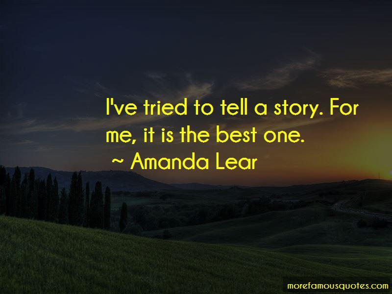Amanda Lear Quotes