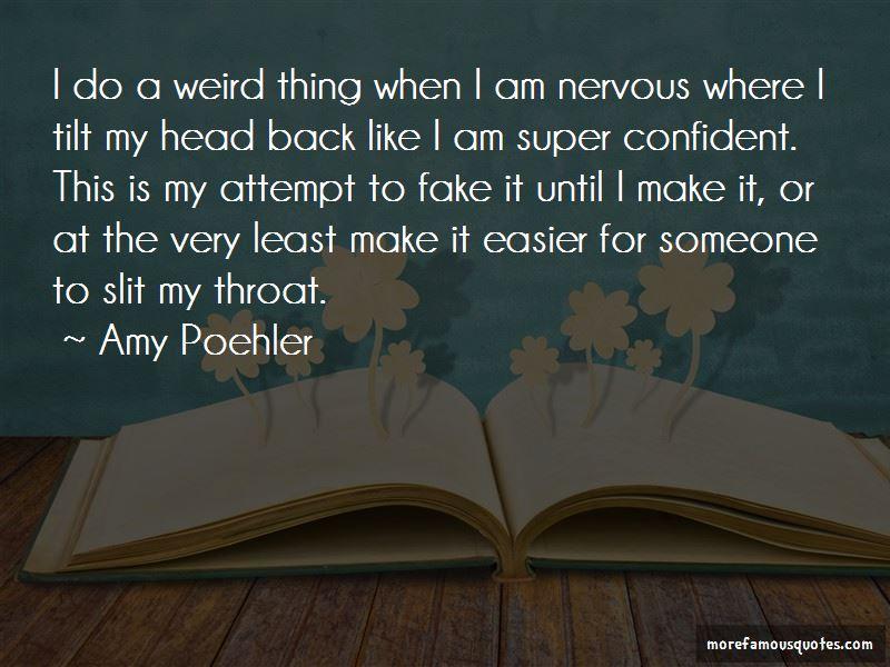 Amy Poehler Quotes