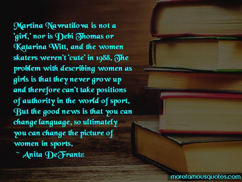 Anita DeFrantz Quotes Pictures 2