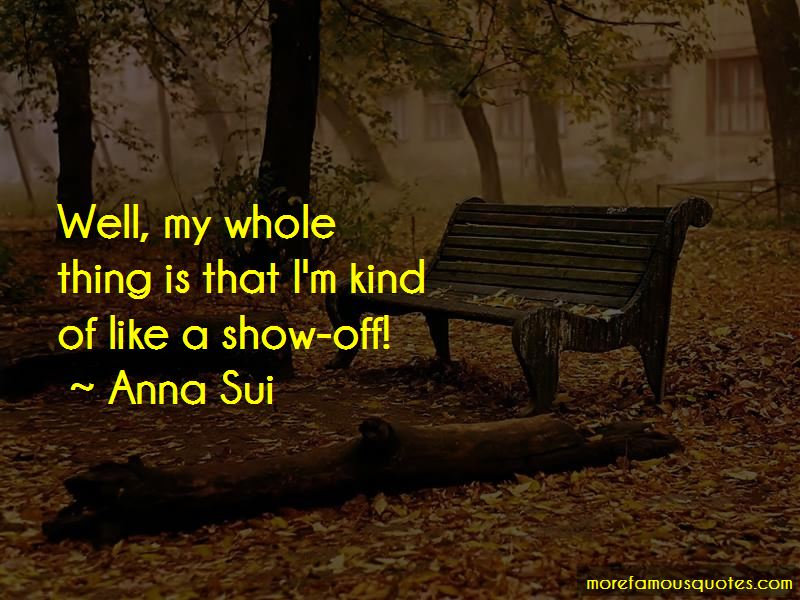 Anna Sui Quotes Pictures 2