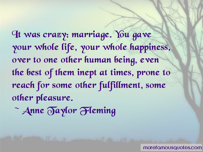 Anne Taylor Fleming Quotes Pictures 2