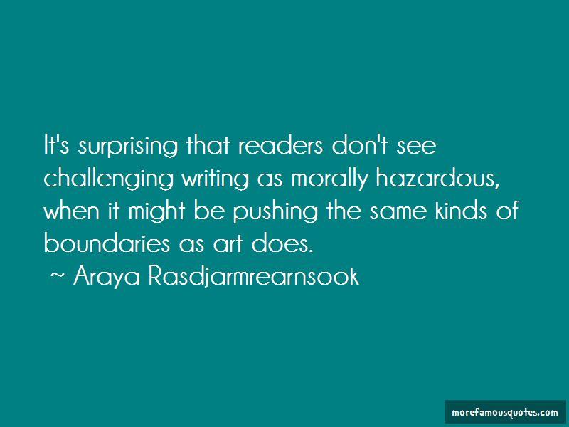 Araya Rasdjarmrearnsook Quotes Pictures 4