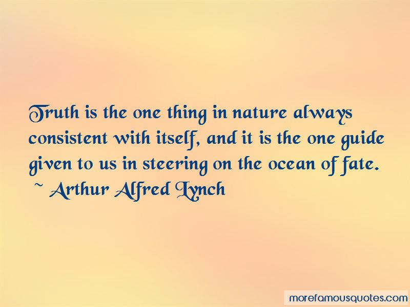 Arthur Alfred Lynch Quotes Pictures 3
