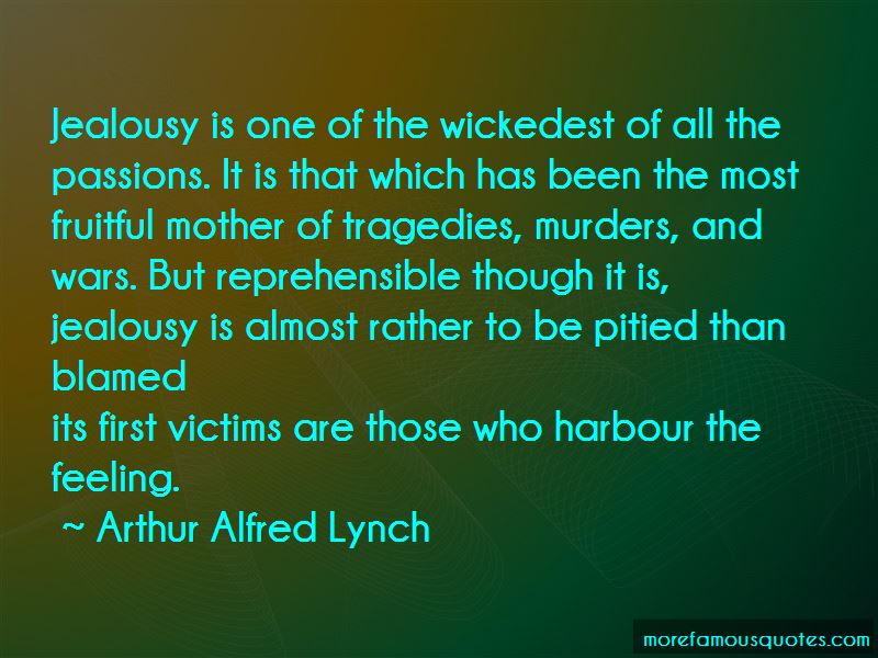 Arthur Alfred Lynch Quotes Pictures 4