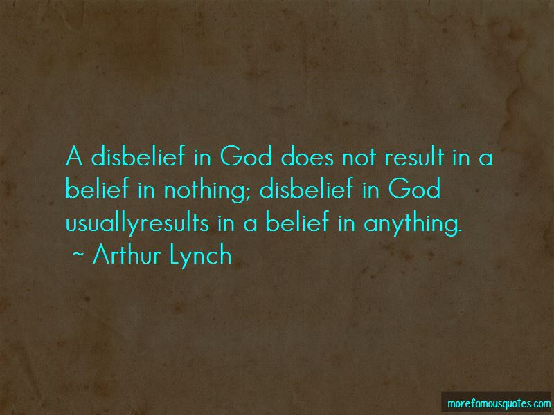 Arthur Lynch Quotes Pictures 3