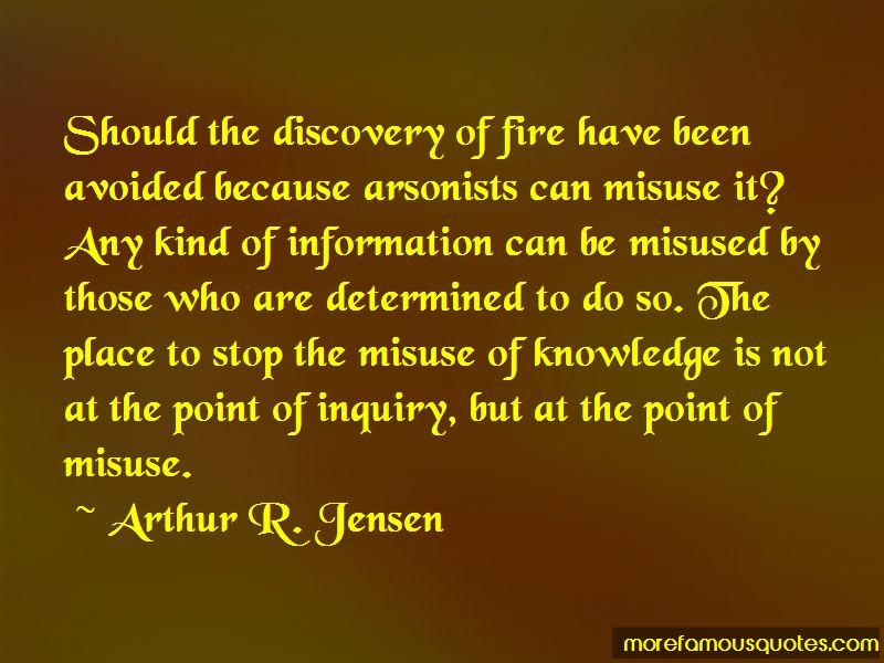 Arthur R. Jensen Quotes