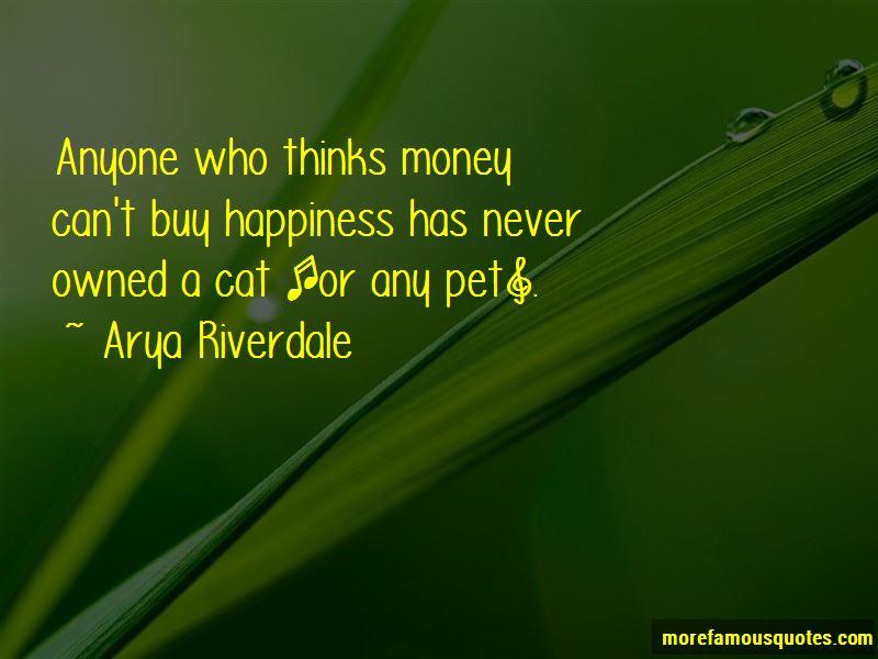 Arya Riverdale Quotes