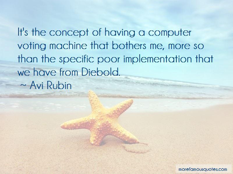 Avi Rubin Quotes Pictures 3