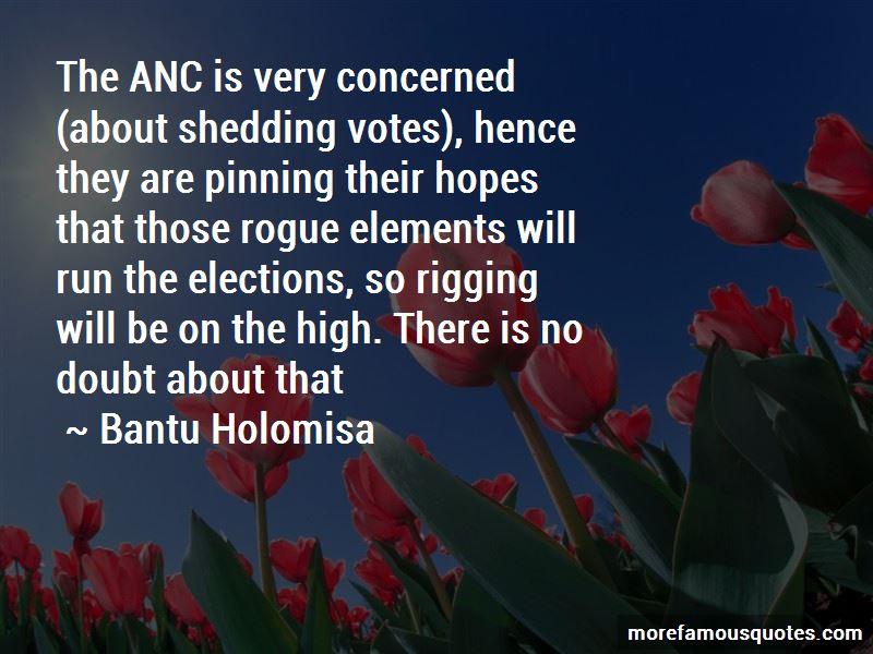 Bantu Holomisa Quotes Pictures 3