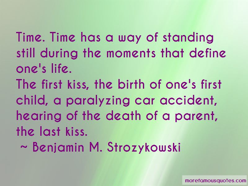 Benjamin M. Strozykowski Quotes Pictures 2