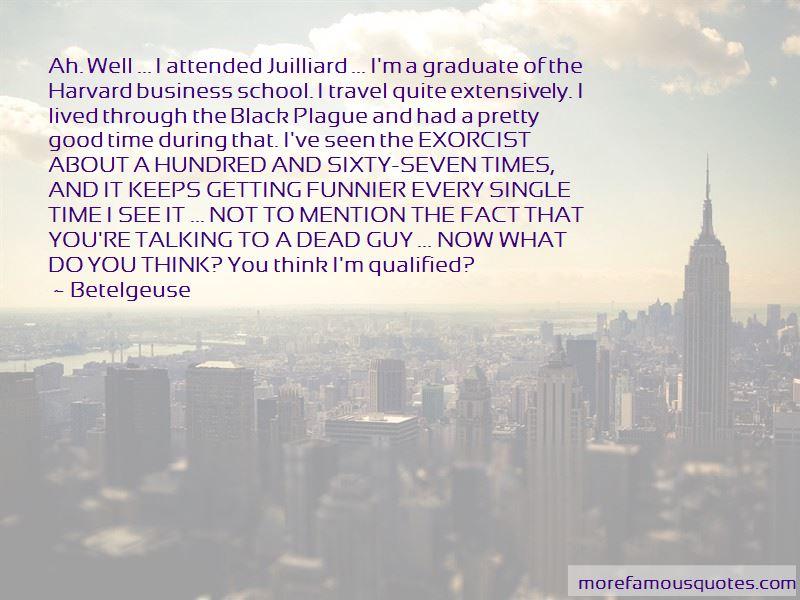 Betelgeuse Quotes