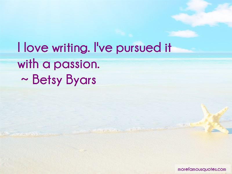 Betsy Byars Quotes Pictures 2