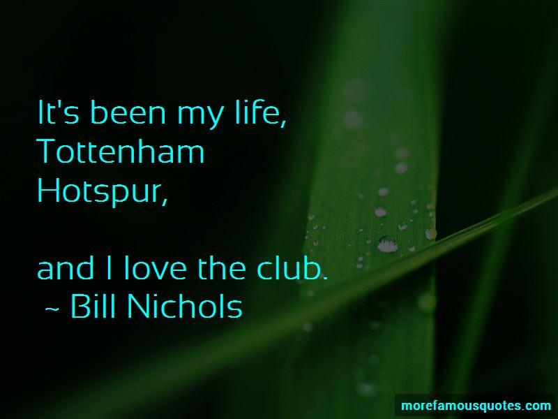 Bill Nichols Quotes Pictures 2