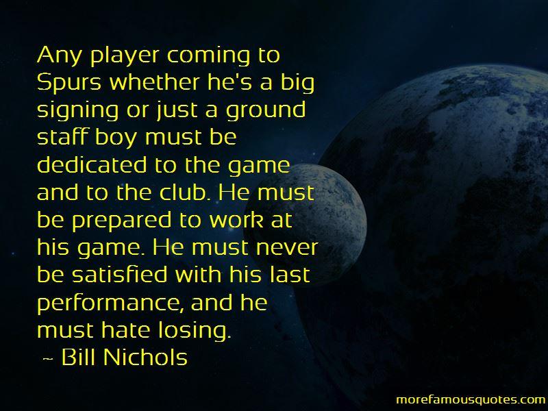 Bill Nichols Quotes Pictures 4