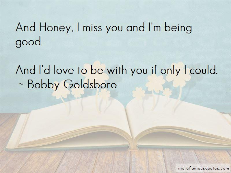 Bobby Goldsboro Quotes