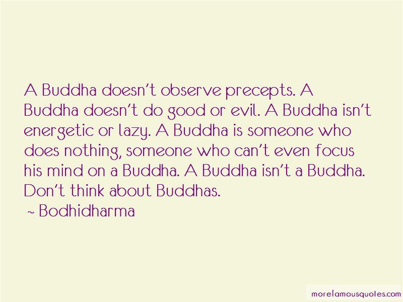 Bodhidharma Quotes Pictures 2