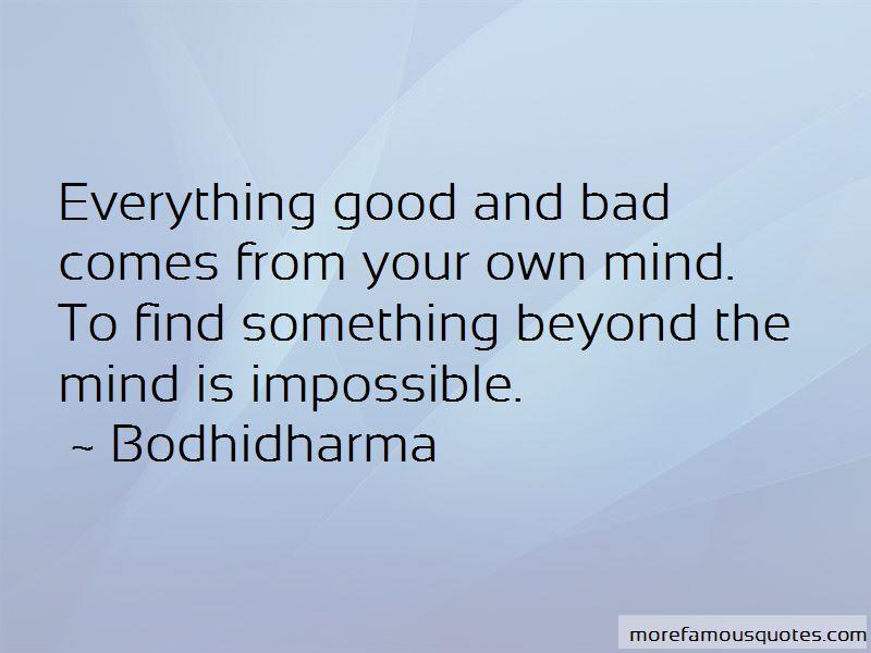 Bodhidharma Quotes Pictures 4