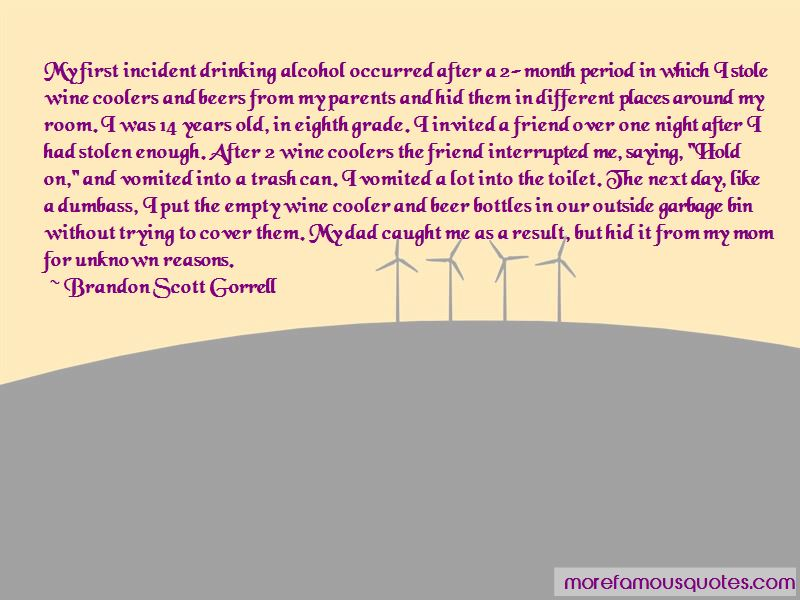 Brandon Scott Gorrell Quotes Pictures 4