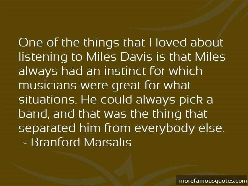 Branford Marsalis Quotes Pictures 2