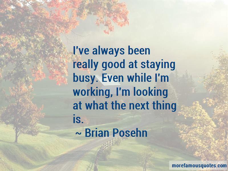 Brian Posehn Quotes