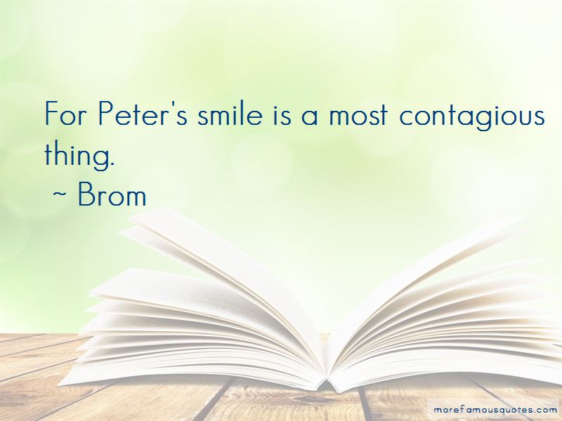 Brom Quotes Pictures 2