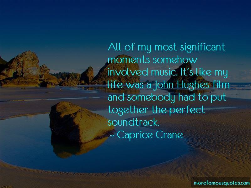 Caprice Crane Quotes Pictures 3
