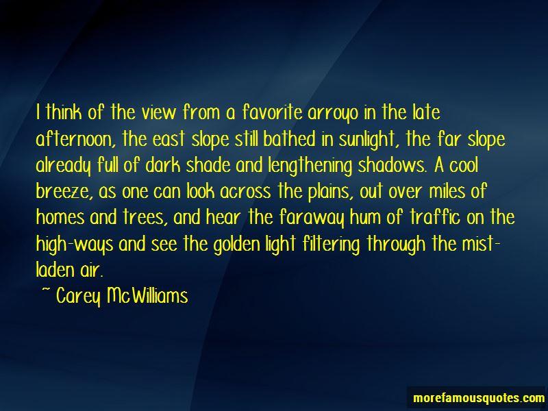 Carey McWilliams Quotes