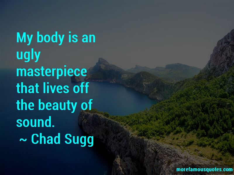 Chad Sugg Quotes Pictures 2
