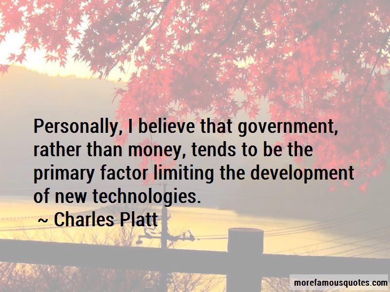 Charles Platt Quotes