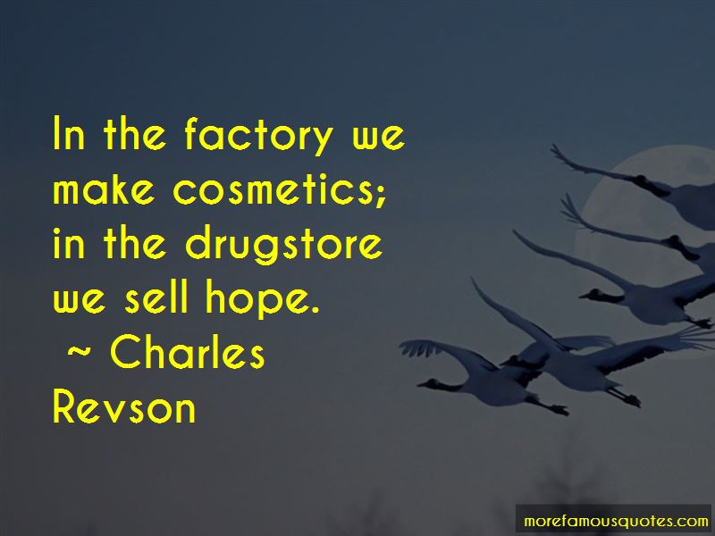 Charles Revson Quotes Pictures 2