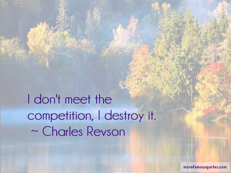 Charles Revson Quotes