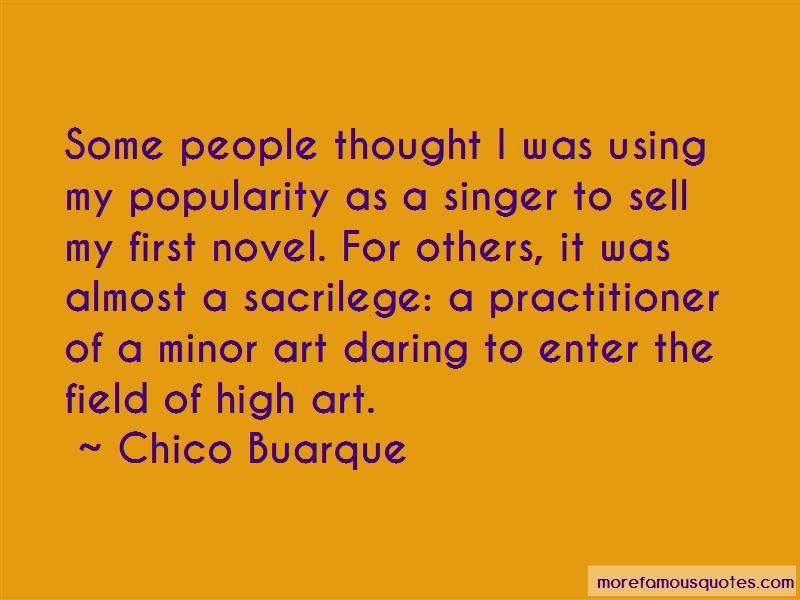 Chico Buarque Quotes