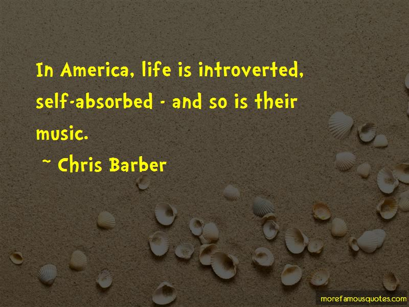 Chris Barber Quotes Pictures 2