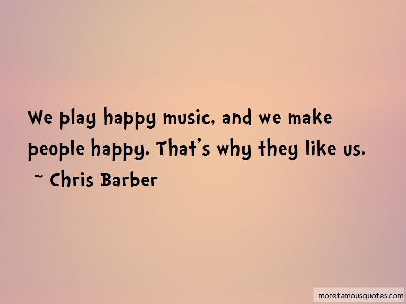 Chris Barber Quotes Pictures 4