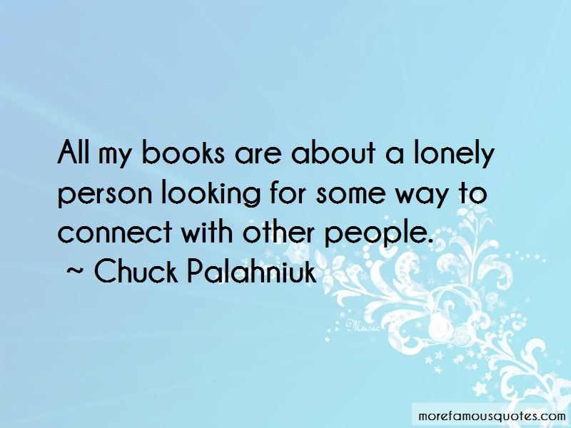 Chuck Palahniuk Quotes Pictures 2