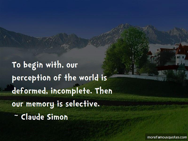Claude Simon Quotes Pictures 3